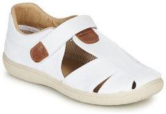 Witte Sandalen Citrouille et Compagnie GUNCAL