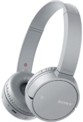 Sony WH-CH500 Bluetooth headphones, grey