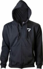 Zwarte Difuzed Sea of thieves - Mens skull hoodie black - S