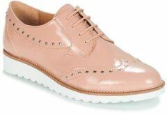 Beige Nette schoenen André AMBROISE