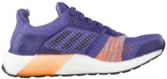 Laufschuhe UltraBOOST ST mit boost™ Zwischensohle S80619 adidas performance raw indigo/noble ink f17/hi-res orange s18