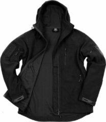 101inc Hexagon Fleece vest zwart