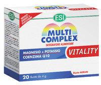 Esi Multicomplex Vitality integratore alimentare di potassio e magnesio 20 bustine