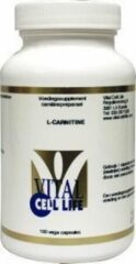 Vital Cell Life L-Carnitine 100 vegicaps