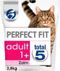 Perfect Fit Droogvoer Adult Zalm - Kattenvoer - 2.8 kg - Kattenvoer