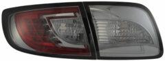 Universeel Set LED Achterlichten Mazda 3 Sedan 2003-2009 - Smoke
