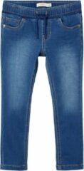 NAME IT Power Stretch Sweat Denim Regular Fit Jeans Heren Blauw