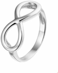 The Fashion Jewelry Collection Ring Infinity - Zilver