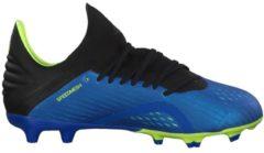 Fußballschuhe X 18.1 FG J mit vorgeformtem Fersenbereich DB2428 adidas performance FOOBLU/SYELLO/CBLACK