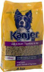Kanjer Hond Brokken - Lam&Rijst - Hondenvoer - 15 kg - Hondenvoer