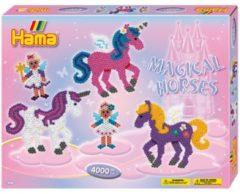 Hama beads Hama - Strijkkralenpakket - Magical Horses - 4000 stuks