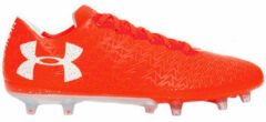Oranje Voetbalschoenen Under Armour ClutchFit Force 3.0 FG