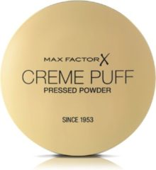 Max Factor Crème Puff Pressed Compact Powder - 005 Translucent Translucent