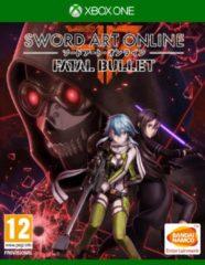 Bandai Namco Sword Art Online: Fatal Bullet - Xbox One