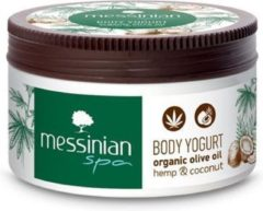 Messinian Spa Body Yoghurt Hennep en Kokos