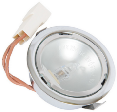 Aeg, Electrolux, Zanker, Zanussi Lampe komplett für KOCHER HOOD 50261584002