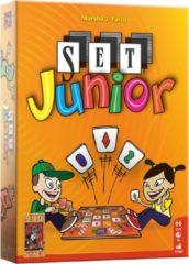 999 Games kaartspel Set Junior 17,8 x 12,8 x 4 cm
