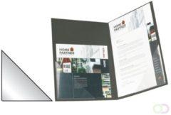 Transparante Insteekhoek 3l 10021 Hoekmap 170x170mm Zelfklevend