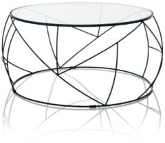 IMPRESSIONEN living Couchtisch, Modern, Metall;Glas