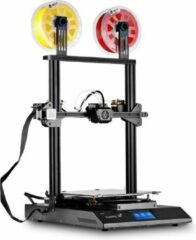 Zwarte Creality 3D Creality CR-X dual extruder 3D printer