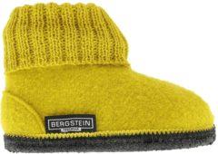 Gele Bergstein Sloffen - Maat 25 - Unisex - geel/zwart
