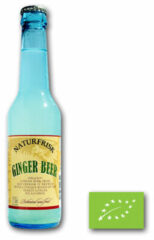 Naturfrisk Ginger beer 275 Milliliter