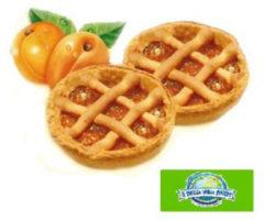 IL MONDO SENZA GLUTINE Snc Il Mondo Senza Glutine Crostatina Albicocca Merendina 3x80g