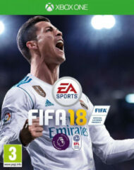 Electronic Arts FIFA 18 Xbox One (1034492)