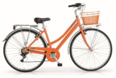 MBM Trekkingbike New Central Woman 28 Zoll Orange MBM Orange