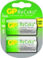 GP ReCyko GP Batteries D Rechargeable battery Nikkel-Metaalhydride (NiMH)