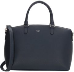 Charm London Stratford Shopper 13.3 inch blauw