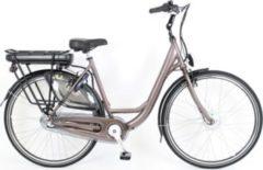28 Zoll Damen Elektro City Fahrrad 3 Gang Hoopfietsen Altec... braun