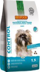 Biofood Control Small Breed - Hondenvoer - Kip Rund Erwt 1.5 kg