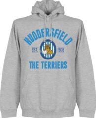 Retake Huddersfield Established Hoodie - Grijs - M