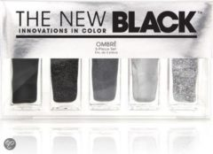 The New Black Original Ombre - Grafitti - Nagellak