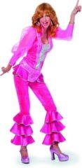 Bruine Partylook Mamma Mia luxe Maat 42