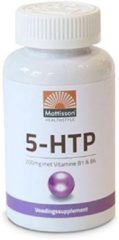 Mattisson HealthStyle 5-HTP 200mg Met Vitamine B1 & B6 Capsules
