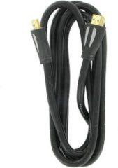 Blauwe Kopp HDMI kabel high speed 2m
