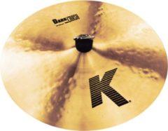 """Zildjian K' Dark Crash Thin 16"""", Traditional Finish"""