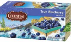Celestial Seasonings Celestial Season True Blueberry Herb Tea (20st)