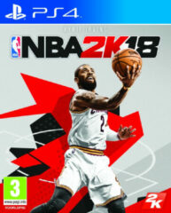 Take Two NBA 2K18 (+ 35.000 Virtual Currency + Pre-Order Bonus )