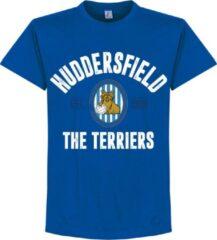 Retake Huddersfield Town Established T-Shirt - Blauw - M