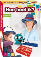 Boeketbinderij.be Let's Play Hoe Heet Ik? Reisspel