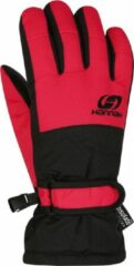 Hannah Handschoenen Mojo Junior Polyester Zwart/rood Maat 14