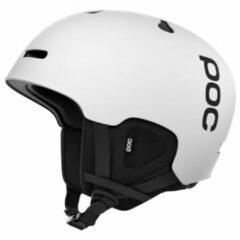 Witte POC Auric Cut Skihelm - Matt White - Unisex - Maat M-L