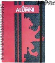 Rode Cerda Harry Potter A5 Notebook Notebook Notebook Alumni Gryffindor Gryffoendor