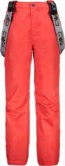 Campagnolo Salopette Wintersportbroek - Maat 152 - Unisex - rood
