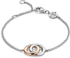 TI SENTO - Milano Armbanden 925 Sterling Zilveren Armband 2790 Roségoudkleurig