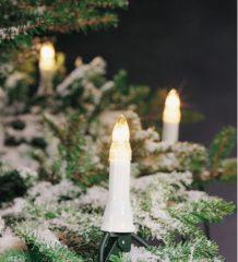Konstsmide 1999-000 Kerstboomverlichting Buiten Energielabel: E (A++ - E) werkt op het lichtnet 25 Gloeilamp Helder Verlichte lengte: 14.4 m
