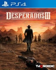 Koch Media Desperados 3 - Standard Edition - PS4